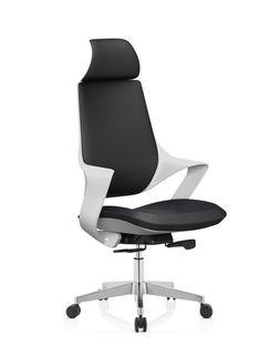Кресло PHANTOM (белый/чёрный)