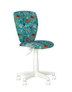 Кресло Polly white GTS CM-01