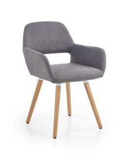 Кресло K283 (серый)