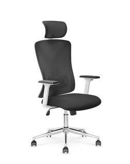 Кресло Enrico (черный/белый)