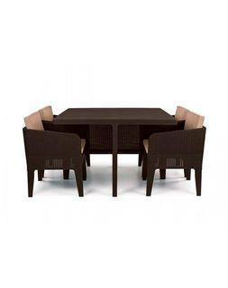 COLUMBIA S5 Комплет мебели S5 коричневый/бежевый