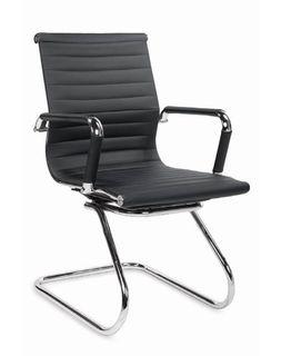 Кресло PRESTIGE SKID (черный)