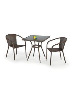 Стол MOBIL + стул MIDAS (2шт.)
