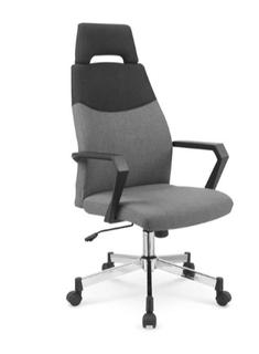 Кресло OLAF (черный/серый)