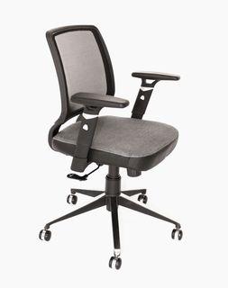 Кресло Online Alum (A-6/N-20/черный)