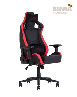 Кресло HEXTER PRO R4D Tilt MB70 ECO/01 черный-красный