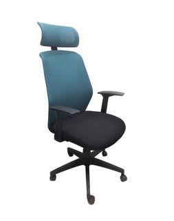 Spider 770S HB - кресло (синий/черный)