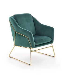 Кресло Soft 3 (зеленый)