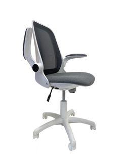 Кресло Glory GTP белый TILT PW62 OH/14 ZT-13