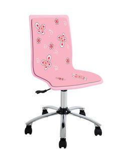 Кресло FUN 11 для детей (розовый)