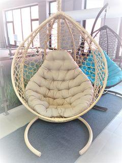 Кресло-кокон Caplea Bej