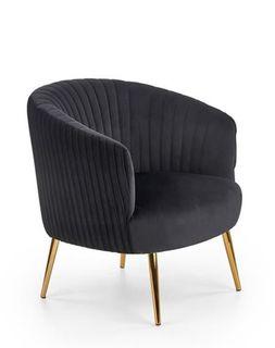Кресло Crown (чёрный)