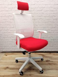 Кресло Alex красный W008