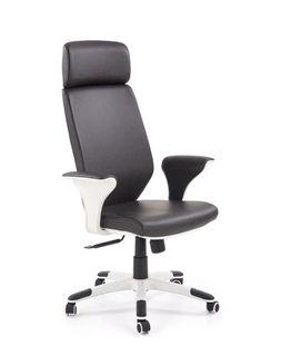 Кресло LONATTI (белый/черный)