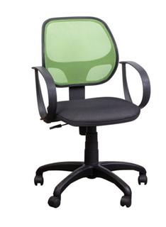 Кресло Bit (AMF-7/зеленый/черный)
