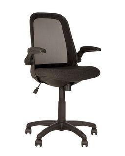 Кресло Glory GTP черный TILT PL62 OH/5 C-11