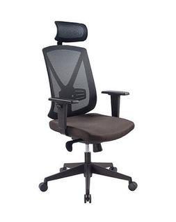 Miro-III HB, Стул офисный, черный