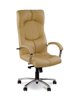 Кресло Germes steel chrome LE-F