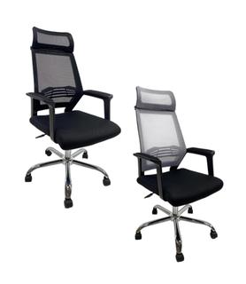 Кресло Radar W015 черный - белый