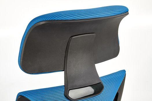 купить Кресло Valdez (albastru/negru) в Кишинёве