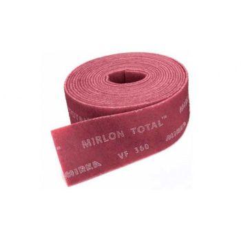 cumpără Scotch-Brite curat și finisat Rolă de șlefuit Mirka MIRLON  TOTAL UF, 1500, 115 mm х 10 m, 815BY001943R în Chișinău
