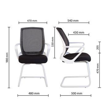 купить Кресло Fly CF black OH/5 ZT-24 в Кишинёве