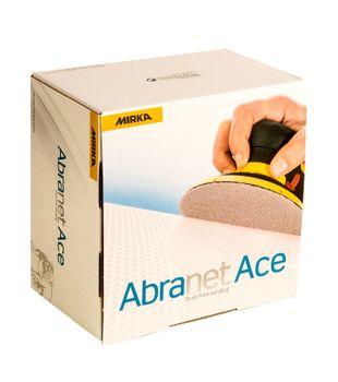 cumpără Disc de slefuire Mirka  ABRANET ACE P80, 150mm AC24105080, 50 buc /cut în Chișinău
