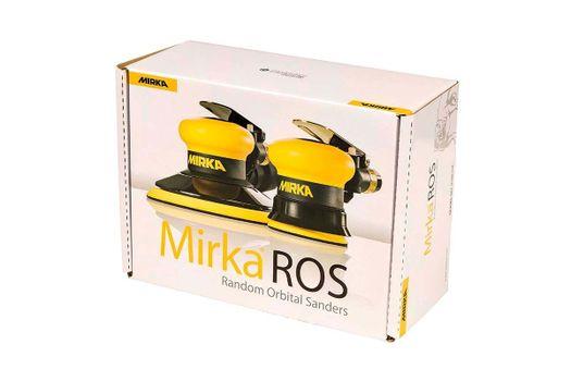 купить Шлифовальная пневматическая машинка MIRKA ROS 650CV 150мм орбита 5,0 в Кишинёве
