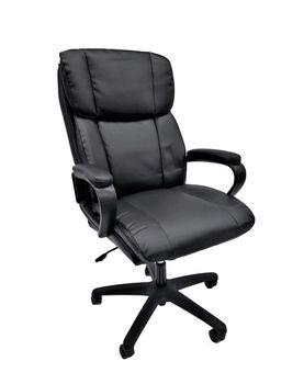 купить Miami - scaun oficiu, negru в Кишинёве