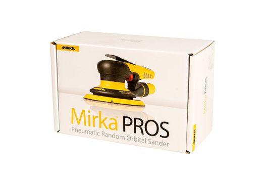 купить Шлифовальная пневматическая машинка MIRKA PROS 650CV 150мм орбита 5,0 в Кишинёве