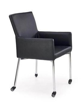 купить Стул K256 (черный) в Кишинёве