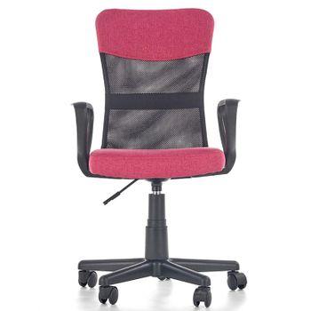 купить Кресло TIMMY (розовый) в Кишинёве
