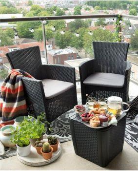 cumpără IOWA scaun grafit/gri în Chișinău