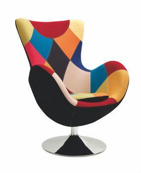 купить Кресло BUTTERFLY (пэчворк) в Кишинёве
