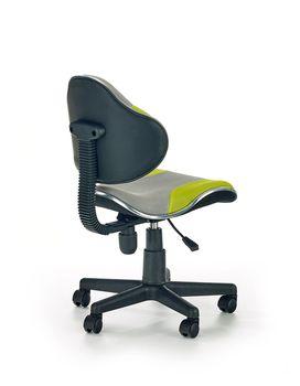 купить Кресло FLASH 2 (серый/зеленый) в Кишинёве