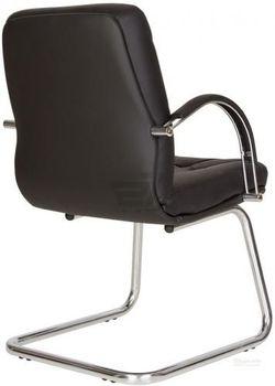 купить Кресло Manager CF LB STEEL chrome ECO-30 в Кишинёве