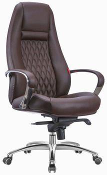 купить Кресло F185 (экокожа/коричневый) в Кишинёве