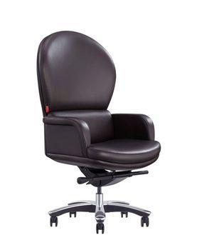 купить Кресло F121 Italy R28 (натуральная кожа/коричневый) в Кишинёве
