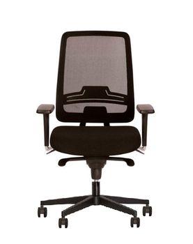 купить Кресло Absolute R NET черный WA ES AL70 OP/24 KL-019 в Кишинёве