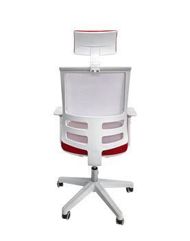 купить Кресло Alex красный W008 в Кишинёве