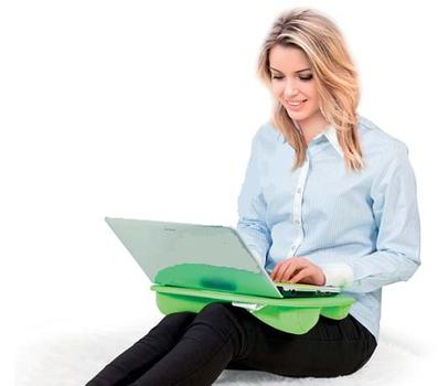 cumpără B28 suport Laptop (verde) în Chișinău