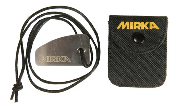 купить Металлическое полотно Shark Blade 48х28 мм (каттер) MIRKA 7872000111 в Кишинёве