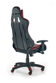 купить Кресло DEFENDER (черный/красный) в Кишинёве