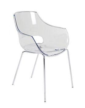 купить Кресло Opal (прозрачный) в Кишинёве