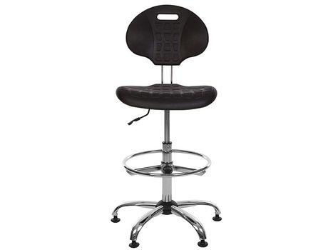 купить Кресло Laborant GTS Ring Base хром stopki в Кишинёве