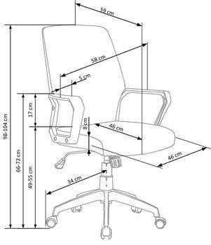 купить Кресло SPIN в Кишинёве