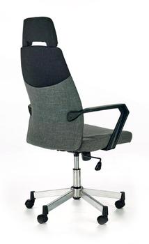купить Кресло OLAF (черный/серый) в Кишинёве