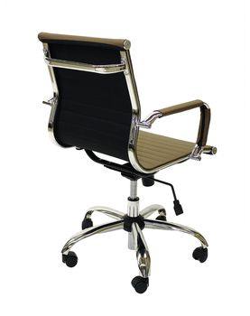 купить Кресло Slim LB TILT CHR68 ECO-35 в Кишинёве