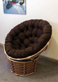 купить Кресло Papasan бежевый в Кишинёве