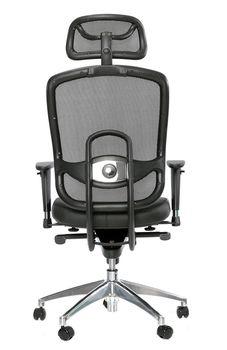 купить Кресло Oklahoma PDH черный в Кишинёве